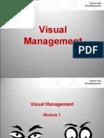 visual management (Quản lý trực quan)