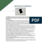 El Celular, Componentez y Materiales