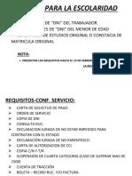 REQUISITOS PARA LA ESCOLARIDAD.docx