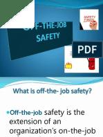 OFF-THE-JOB