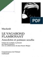 Le Vagabond Flamboyant Machrab