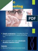 STS Genetic Engineering