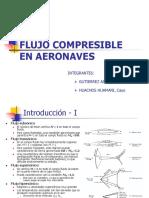 Flujo Compresible en Aeronaves