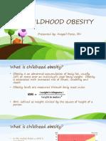 (Ivy Academia) Obesity Presentation