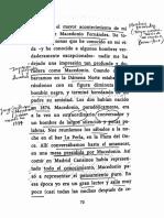 Borges - Sobre Macedonio F. en Autobiografía