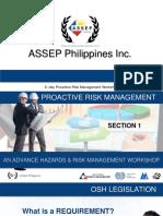 Pro Active Management