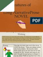 The Novel_basic Features