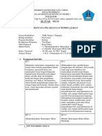 Rpp - Menu Planning - Tomi Hendrayana, s.pd