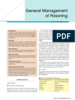 General Principles of Posioning