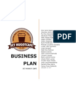 Holy Cross College of Carigara - Business Plan