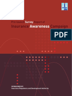 Insurance Awareness Survey Report.pdf