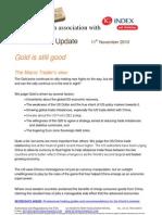 Gold is STILL Good (Ig)