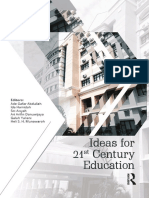 Ideas for 21st Century Education