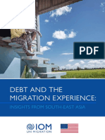 Debt and Migration