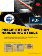 The Leading Precipitation Hardening Steels (17-4 PH) Manufacturer in India.
