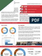 NMIMS SBM Summer Internship Report 2016 18