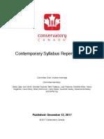 CI Piano Repertoire List 2017Dec 2