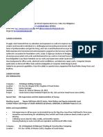 oral com. test paper
