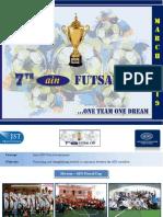 7th AIN Futsal Cup- Concept Paper