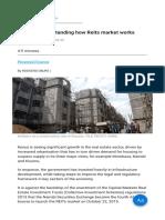 OBURE Understanding How Reits Market Works