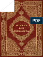 Id Translation of the Meaning of the Holy Quran in Indonesian