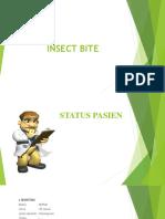 INSECT BITE KULIT RESKI.pptx
