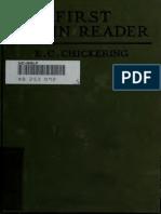First Latin Reader