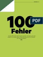 100+Deutsch-Fehler