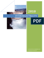 Hydroelectricity File