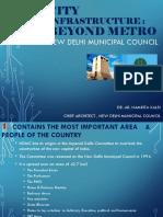 Dr Namrita Kalsi CA NDMC Beyond Metro