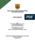 1.BA Anti Korupsi Studi Kasus