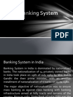 CBALM PPT Indian Banking System