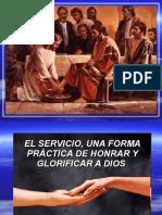 Honrando a Dios a Través Del Servicio