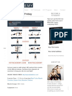 Dynamic Abs Friday _ HIIT Academy _ HIIT Workouts _ HIIT Workouts for Men _ HIIT Workouts for Women _ HIIT Training