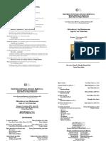 Πρόγραμμα Ρεσιτάλ Δάφνης Πανουργιά στη Νάξο (11 Αυγούστου 2019)