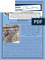 Boletim Eletronico Chico Xavier 19ªEdicao