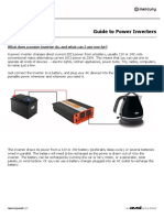 AVSL Guide to Inverters