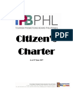 TPB Citizens Charter 2017 Revised 27 June 2017