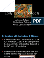 40999916-Early-Trade-Contacts.ppt