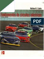 Fundamentos de Circuitos Electricos - 3Ed.sadiku