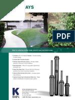 KSprays Product Brochure