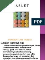 Ppt Obat Tablet