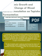 The Dynamic Growth and Chemical Change of Mixed