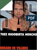 De Villiers,Gerard-[SAS-110]Tuez Rigoberta Menchu 1993
