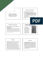 Biochem Lecture 01