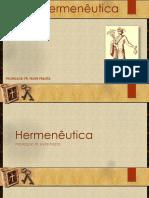Hermenêutica Parte Metodológica