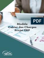 Modèle de Cahier Des Charges Projet ERP SILOG