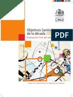 Ministerio de Salud - 20002 - Evaluación Objetivos Sanitarios de la década 2000-2010.pdf