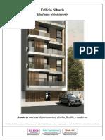 Edificio Sibaris planos