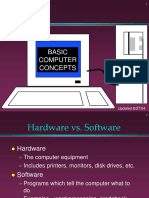 Concepts of Computer